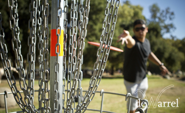 Discgolf € 23,99 per persoon